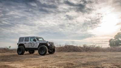 Wrangler Rubicon JLU high resolution