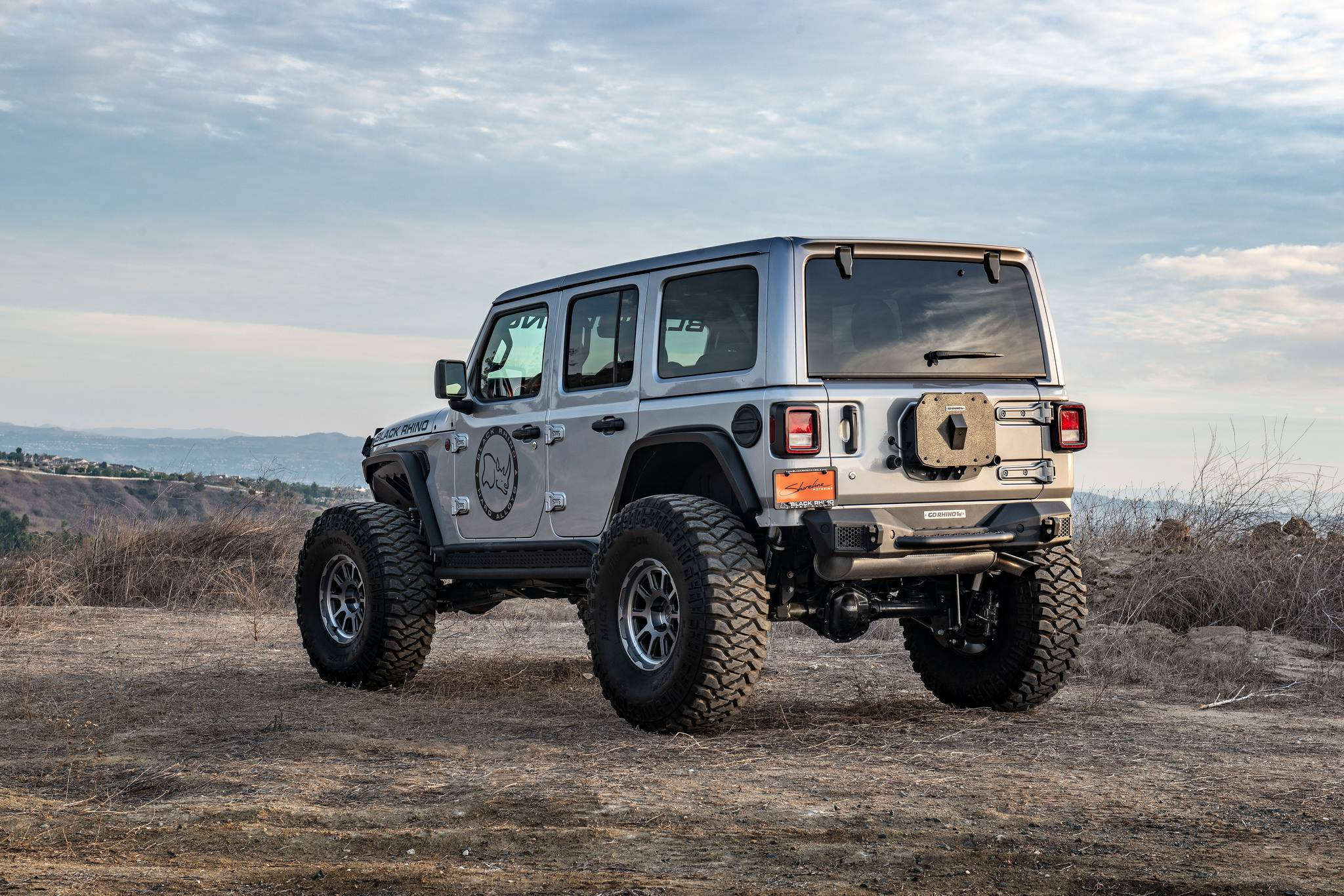 17 Jeep Wrangler Rubicon Jlu 2018 Hd High Quality Images