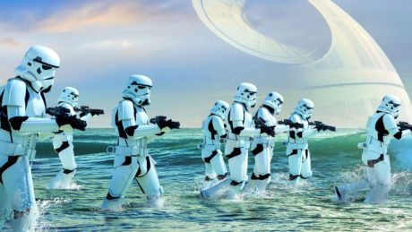 army Stormtroopers