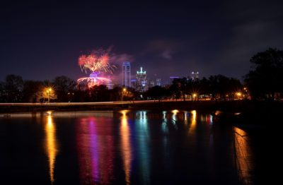 2019 New Year in Dallas