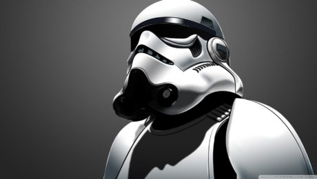 Stunning drawing Stormtrooper