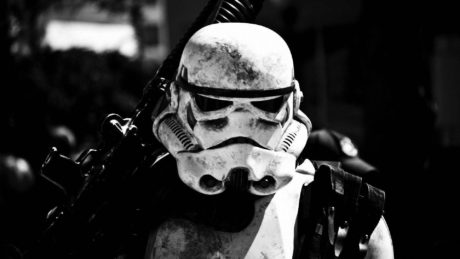 Dirty Stormtrooper