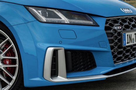 Audi TTS 2019 - headlights