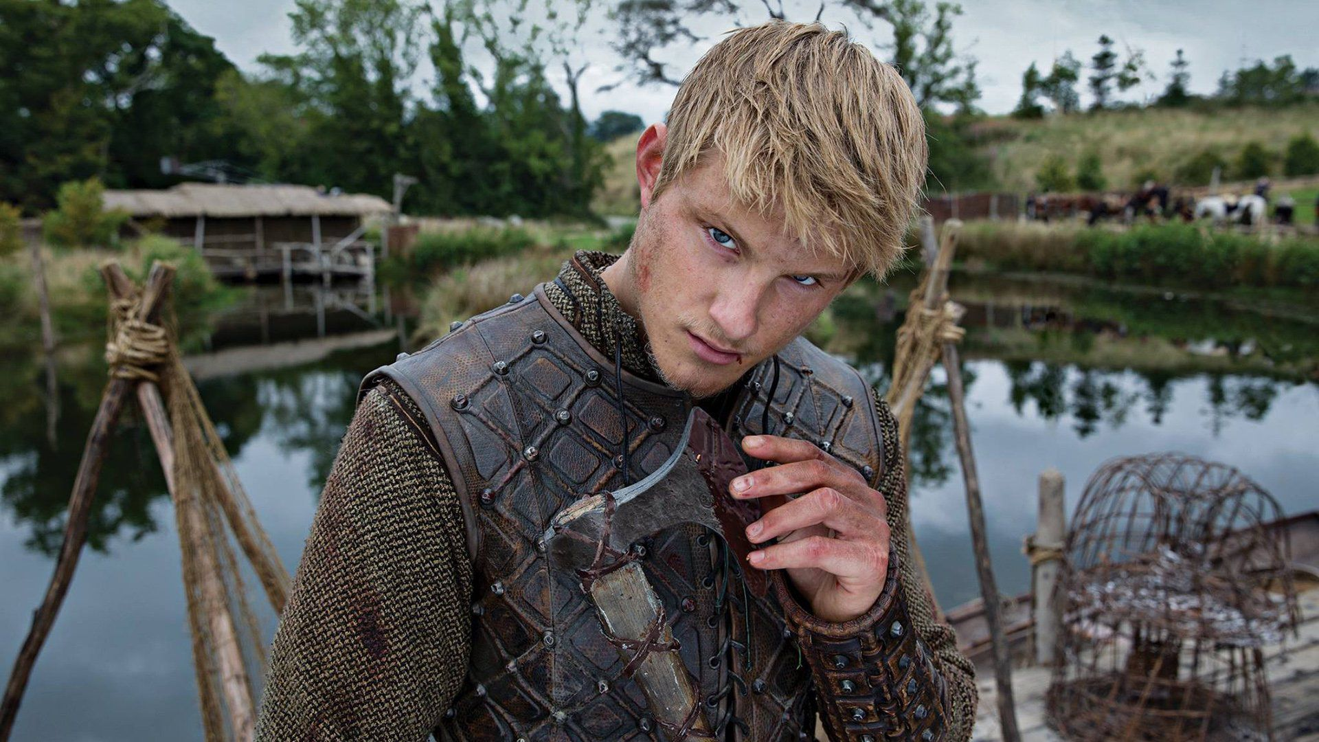 young Alexander Ludwig - Bjorn