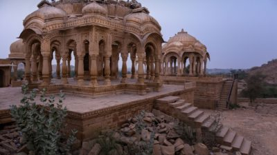 Bada Bagh, Memorial, State of Rajasthan, India