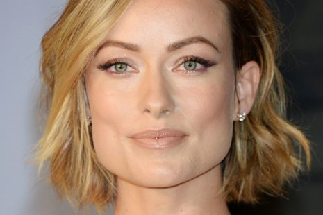 actress Olivia Wilde eyes makeup