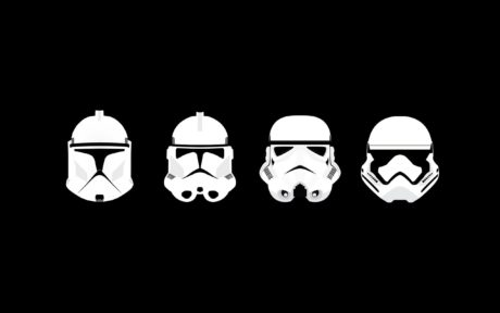 Stormtrooper masks