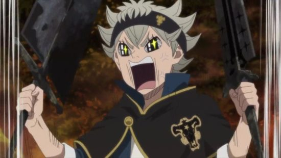 Asta Black Clover Manga Anime Hd Images