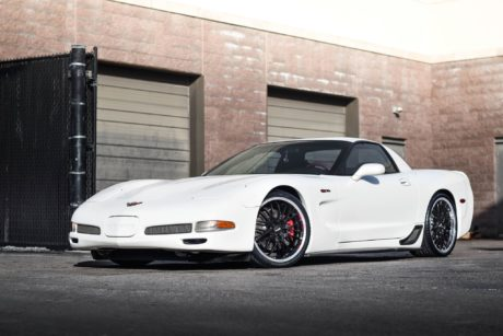 Chevrolet C5 Corvette Z06 - front view