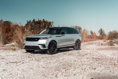 Photo 01: Range Rover Velar