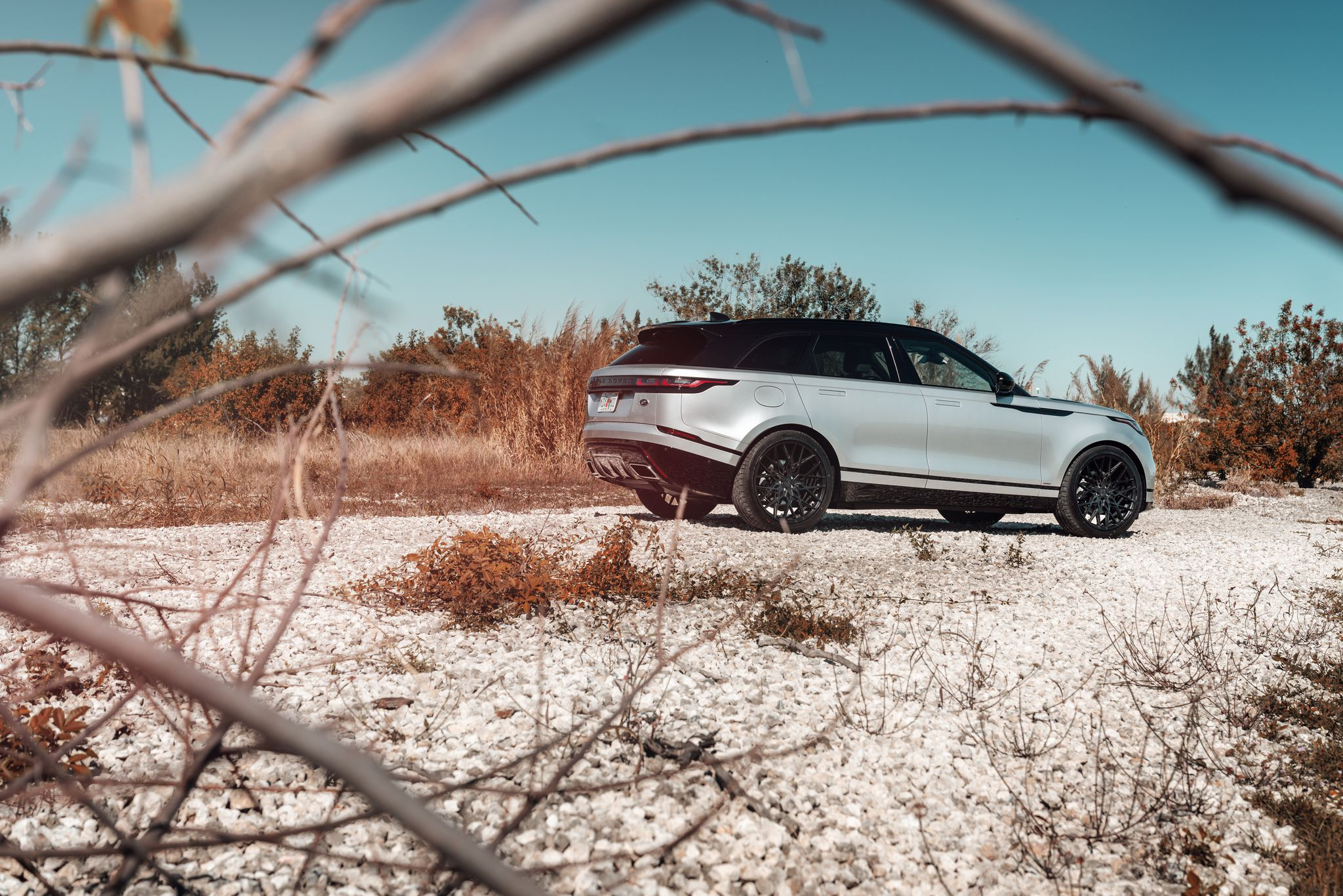 Photo 03: Range Rover Velar