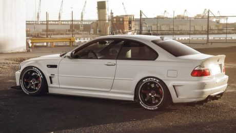 white bmw m3 e46 wallpapers