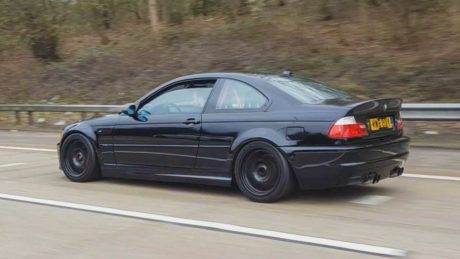 bmw m3 e46 motion photo