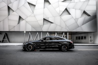 2019 Mercedes-Benz C63s coupe nice high quality wallpaper
