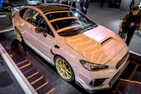 2019 Subaru S209 – Chicago Auto Show, Photos by Chris Chavez, February 2019