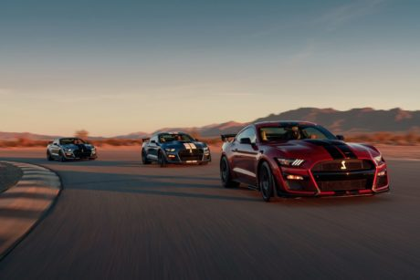 2020 Ford Mustang Shelby GT500 - legendary in motion