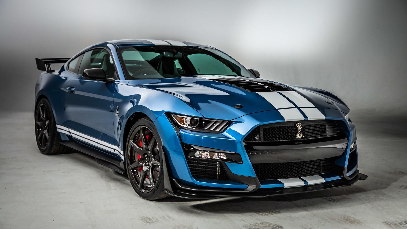 2020 cobra symbol Ford Mustang Shelby GT500
