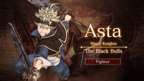 Asta - The Black Bulls