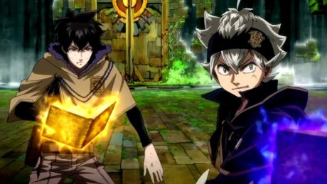 Asta and Yuno
