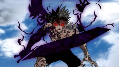 Asta demon form