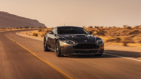 Aston Martin V8 Vantage – Red Rock Canyon, Las Vegas