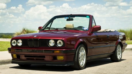 BMW 3 Series (E30) Cabrio – Another timeless classic