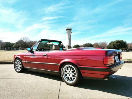 BMW E30 - near KAFW Tower