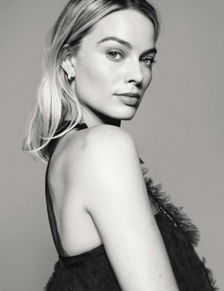 Margot Robbie poses for Elle France, Photos by Liz Collins, February 2019