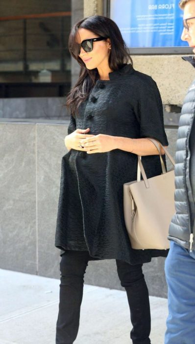 Meghan Markle somewhere in NYC, February 2019