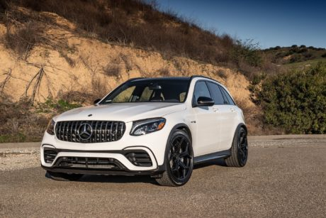 Mercedes-Benz AMG GLC 63 (S Coupe) – 26 Best Photos