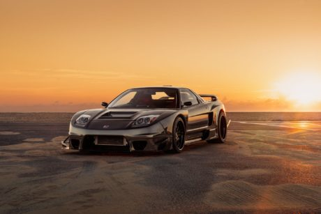 NSX - amazing sports car
