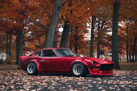 Nissan Datsun 280Z, vintage car, desktop wallpaper