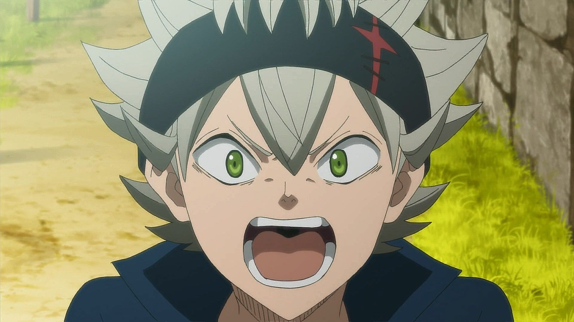 angry Asta