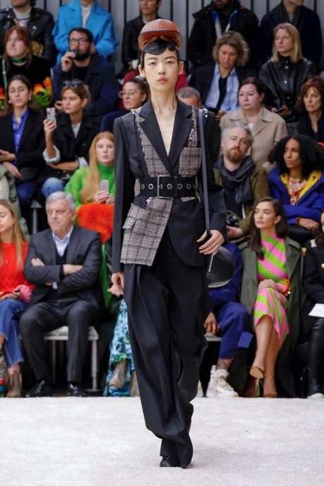 autumn suit by JW Anderson