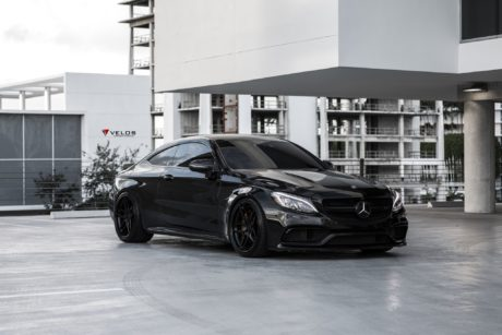 fantastic 2019 Mercedes-Benz C63s coupe wallpapers