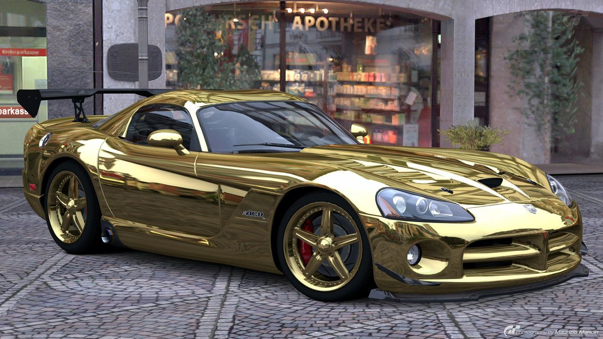 golden Viper ACR