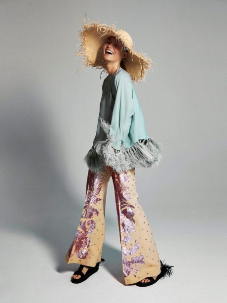 happy Grace Elizabeth by Porter Magazine