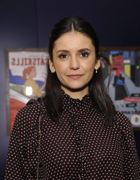 Nina Dobrev at the SXSW, 'Prime Video Blue Room' in Austin, March 2019
