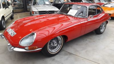 1964 Jaguar E-Type 3.8 Coupe
