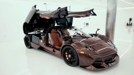 photo 03: Pagani Huayra Hermes