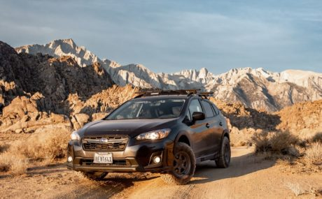 Subaru Crossrek – New Emotions