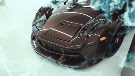 photo 07: Pagani Huayra Hermes