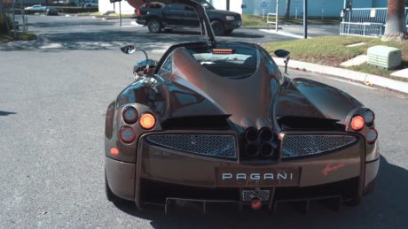 photo 09: Pagani Huayra Hermes