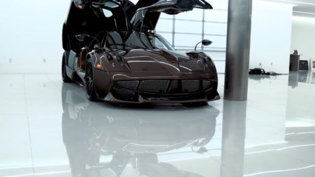 photo 10: Pagani Huayra Hermes