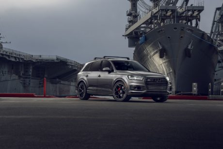 2019 Audi Q7 - new crossover