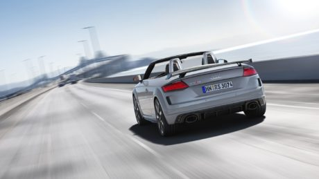 2019 Audi TT RS Roadster - rear view
