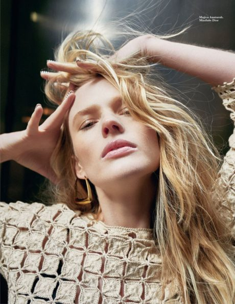 Anne Vyalitsyna - beautiful model