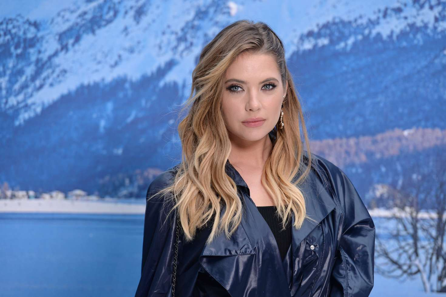 Ashley Benson - celebrity at the Chanel Fashion Show, 2019