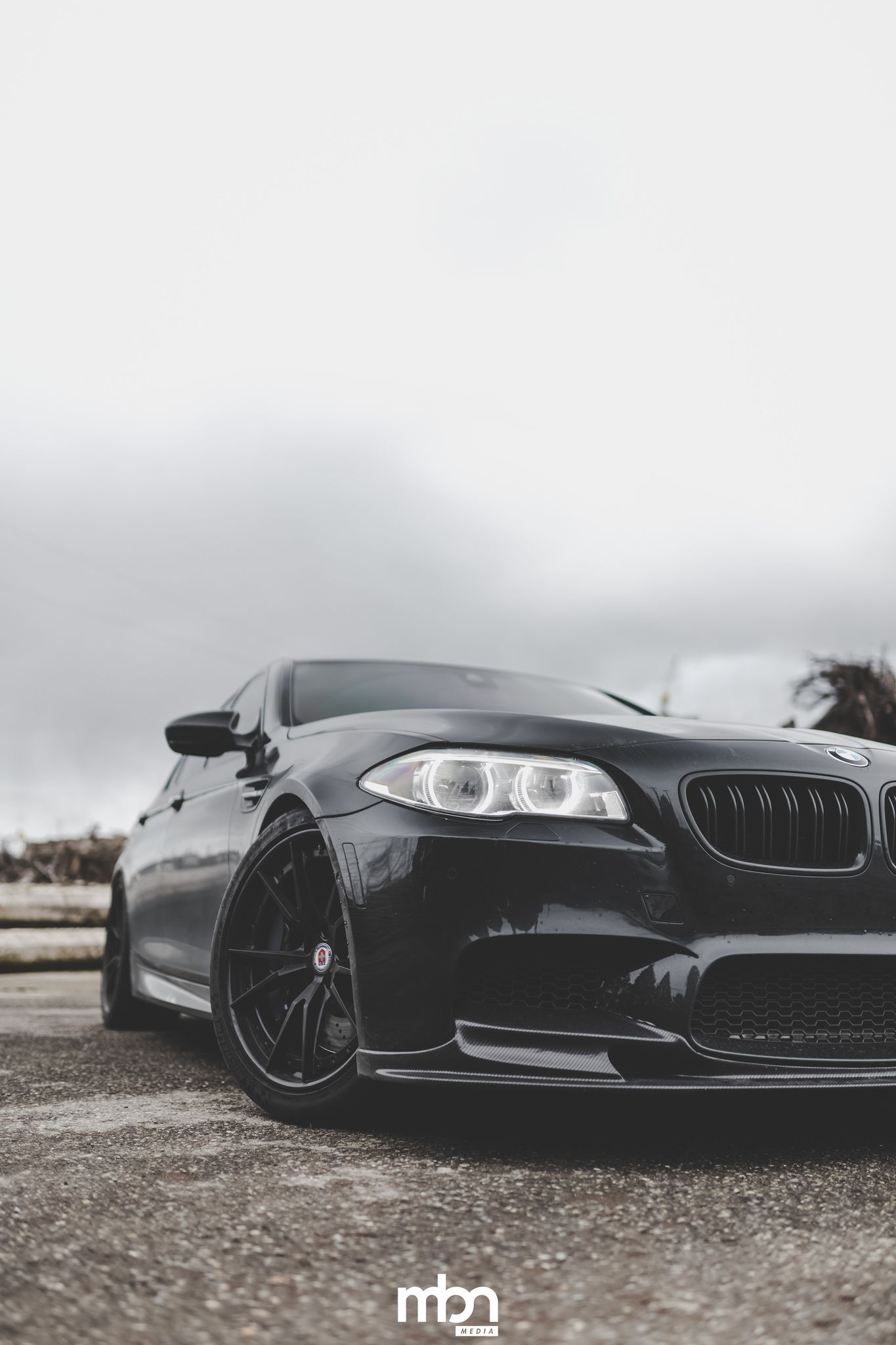 BMW F10 - iPhone & Android theme