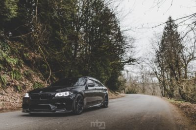 BMW M5 by dereck chinn
